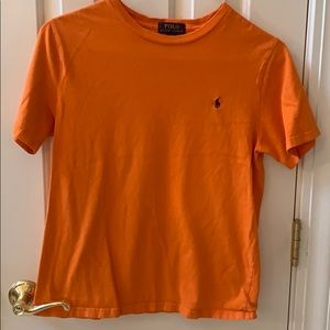 Boys Ralph Lauren short sleeve cotton tee